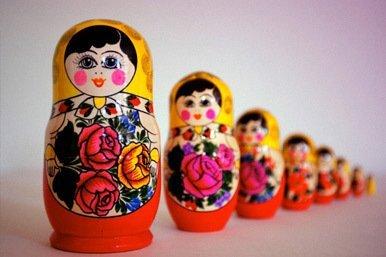 Artesanía Rusa