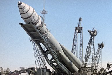 El programa espacial Vostok