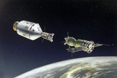 El programa espacial Soyuz-Apollo