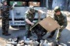 Reciclaje de municiones convencionales