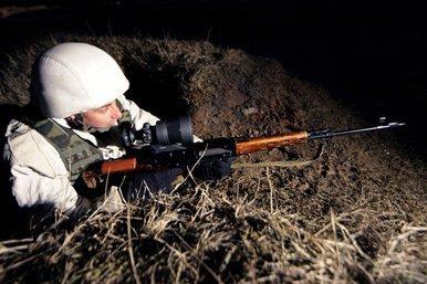 El SVD: Fusil de precisión Dragúnov