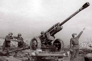 El cañón ZiS-3