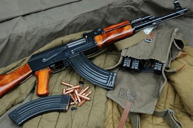 El fusil AK-47
