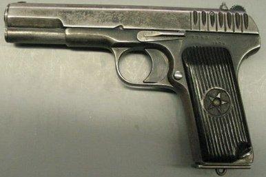 La pistola TT-30/33