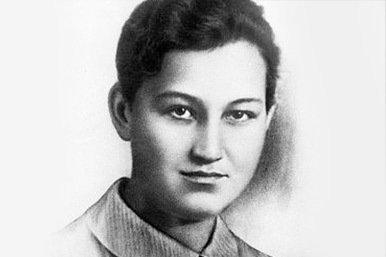Zoya Kosmodemiánskaya