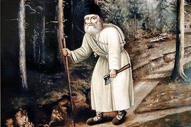 San Serafín de Sarov
