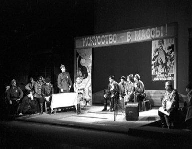 El teatro ruso del siglo XX
