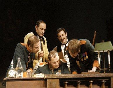 El teatro ruso contemporáneo