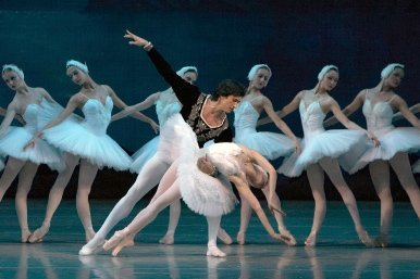 El ballet ruso