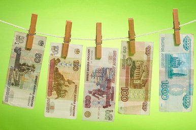 El dinero en Rusia