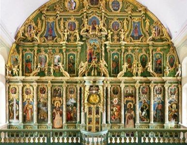 Estructura del templo ortodoxo