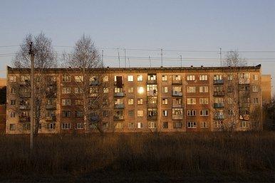 La construcción de vivienda en los años de Jruschov